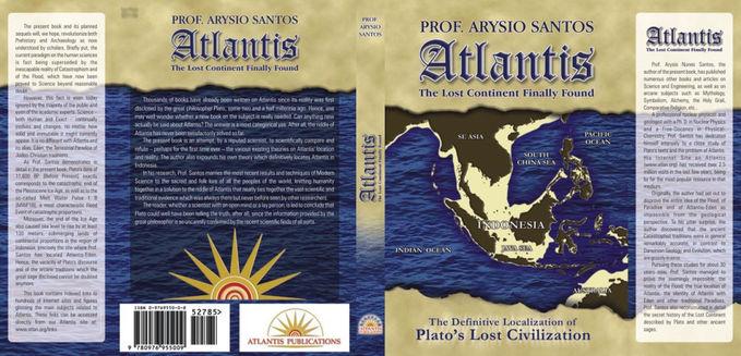 atlantis a lost continent