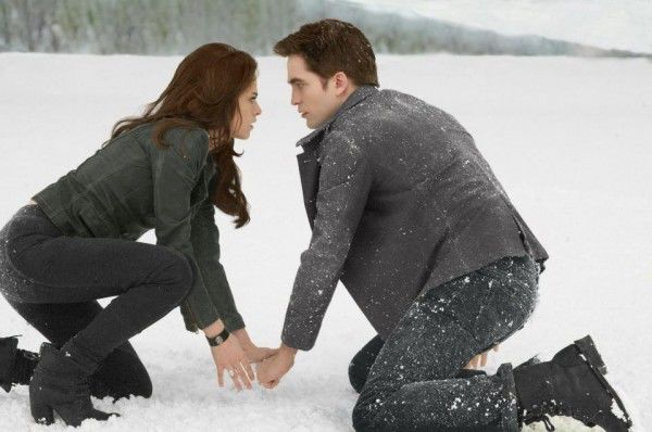 Bella Swan Love Edward Cullen ! Breaking Dawn Part II