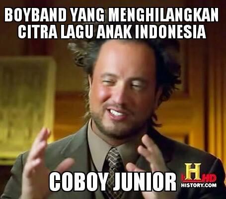 yg anti coboy youth wow nya dong!!!! | PULSK.com