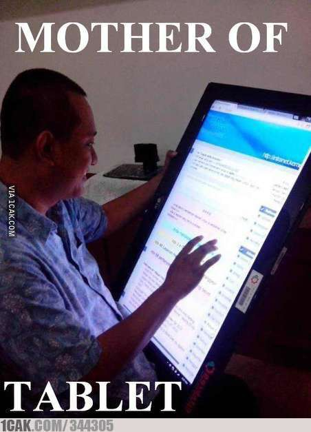 MOTHER OF TABLET.....