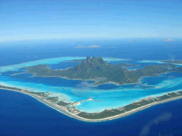 Amazing View- Bora Bora :lope: