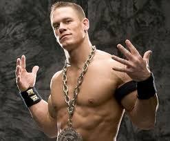 john cena king of RAW