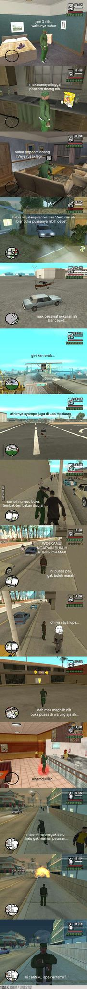 [Story of CJ - Ramadhan Edition] WOW nya gan !!!