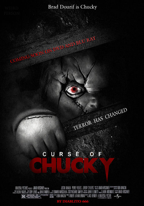 Chucky is Back ! Coming Soon ! Wownya dong :)