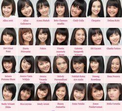 Akun Twitter Member JKT48 Gen 1