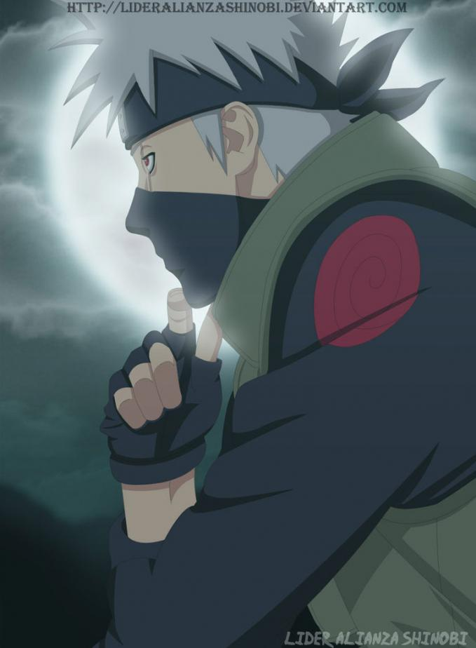 10 Tokoh Anime Yang Memakai Penutup di Wajahnya