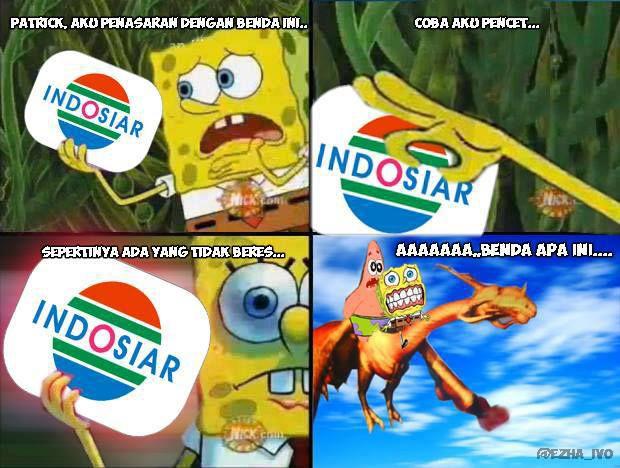 wkwkwk Naga Indosiar