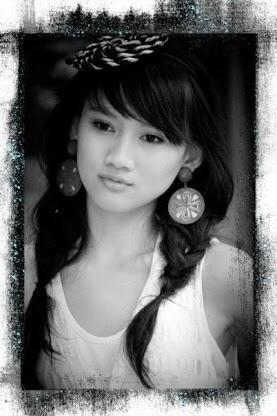melody JKT48 ... kawaii ya... wow nya dong :D