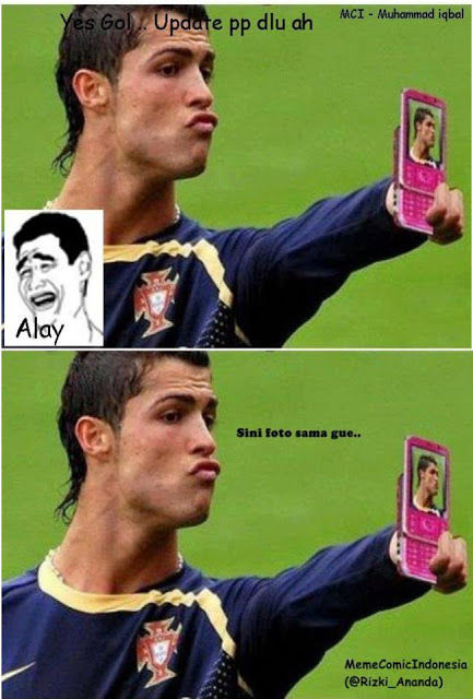 Yang Mau Photo Sma C.Ronaldo