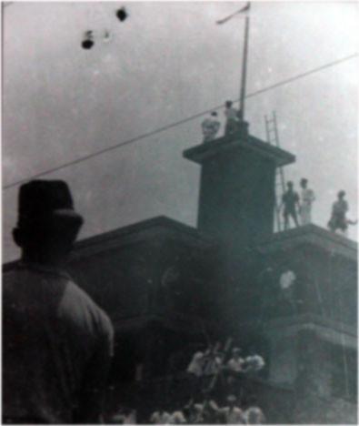 Setelah gencatan senjata antara pihak Indonesia dan pihak tentara Inggris ditandatangani tanggal 29 Oktober 1945, keadaan berangsur-angsur mereda. Walaupun begitu tetap saja terjadi bentrokan-bentrokan bersenjata antara rakyat dan tentara Inggr