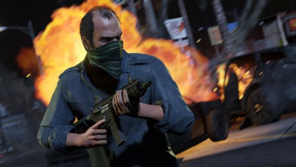 GTA V versi PC muncul di situs resmi e3 klik gambar :)