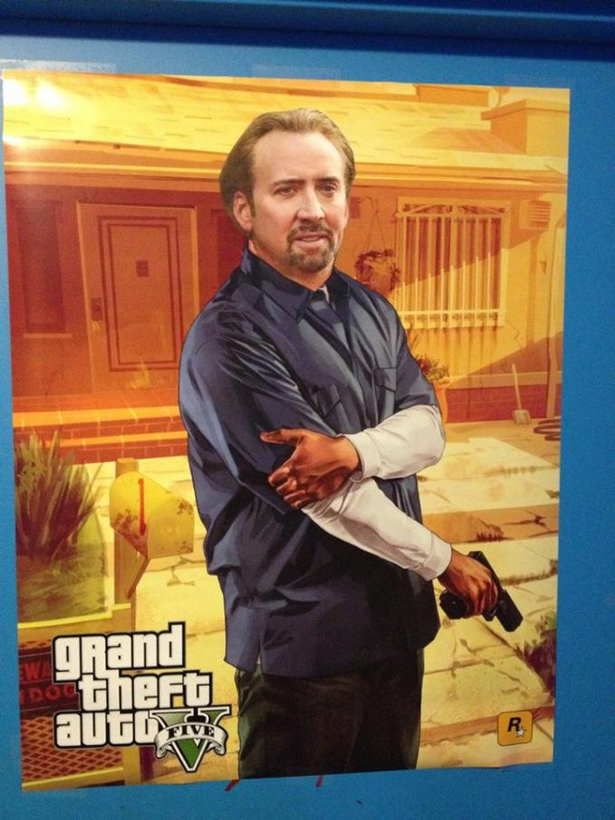 Grand Theft Auto V ?