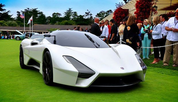 Inilah mobil tercepat SuperCars (SSC) Tuatara (JANGAN LUPA WOWNYA)