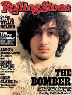 Rolling Stone Pasang Dzhokhar Tsarnaev di Sampul Majalah, Ini Alasannya