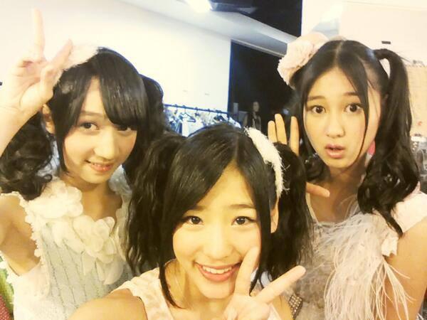 Trio Japan JKT48 :D Kamu Suka JKT48? Kawaii Ayana,Haruka atau Rena?