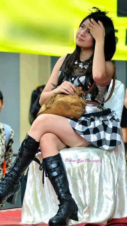 Foto Sexy & Cantik Sonya JKT48, awas jangan salah fokus WoW