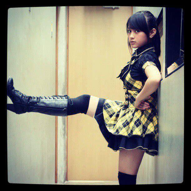 Foto Sexy Nabilah JKT48 WoW