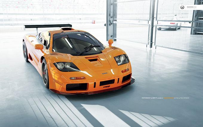 Mobilnya Mr.Bean McLaren F1 WOWnya dunk !!