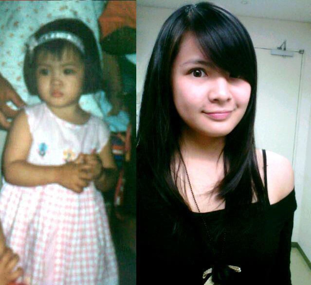 Perbedaan Sonya JKT48 Waktu Kecil dan Sekarang. WoW banget sekarang