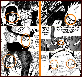 Kesalahan-kesalahan dalam Manga Naruto!Jangan lupa WOW-nya ya Naruto Lovers..!!!
