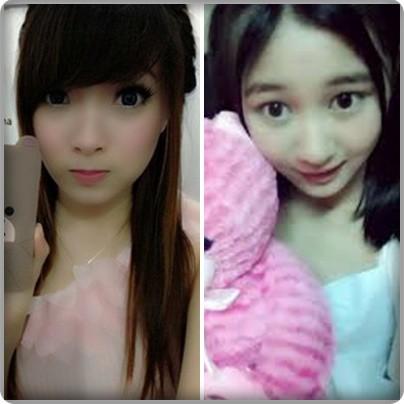 guys pilih yg mana angel chibi atau rena jkt48 me: angel chibi you:??? jangan lupa wowy
