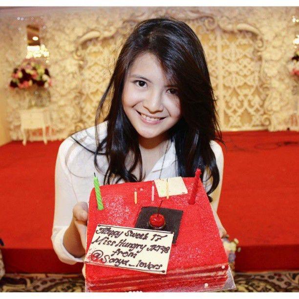 Foto Ultah Sonya JKt48, Cantik Banget ya. WoW