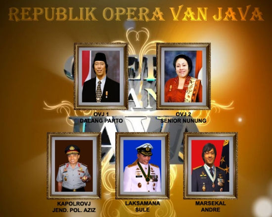 Republik Opera Van Java