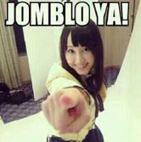 Jomblo ya... untuk komen fb mantep nih http://www.fbgambar.blogspot.com