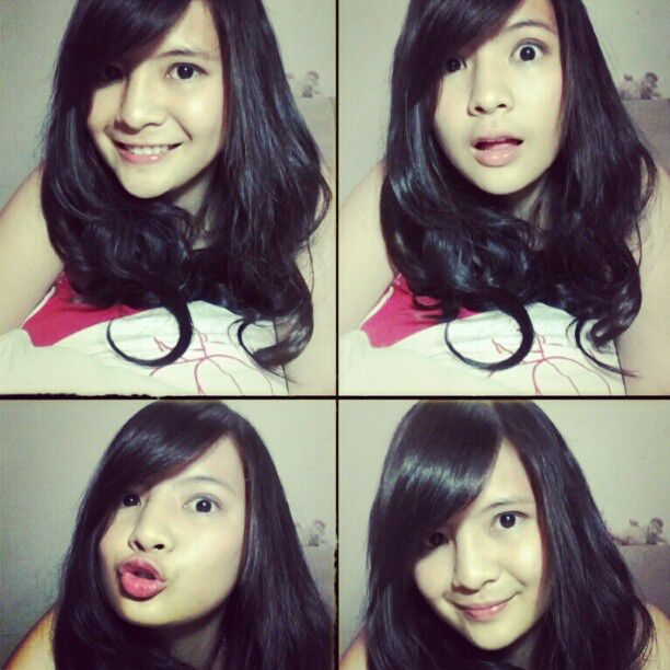 Foto Lucu Sonya JKT48, Imut banget ya. WoW