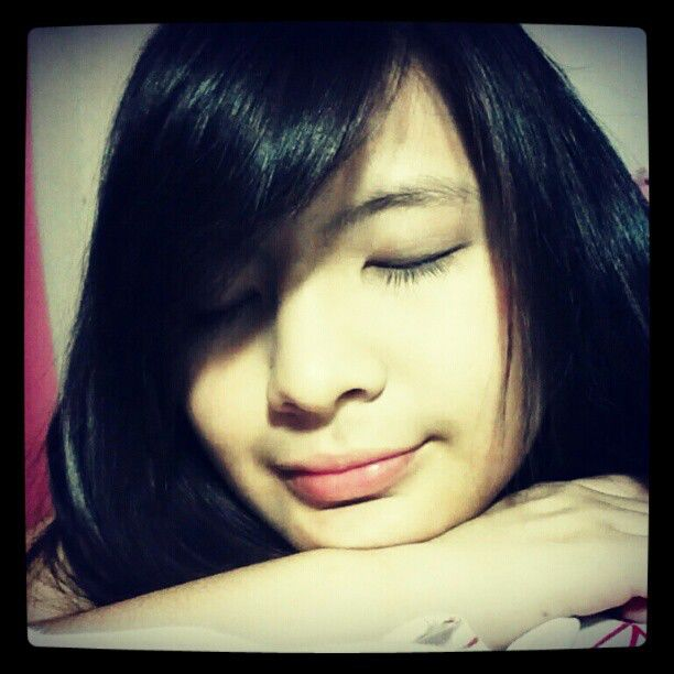 Foto Sonya JKT48 waktu tidur aja udah cantik banget, apalagi lagi bangun o_O