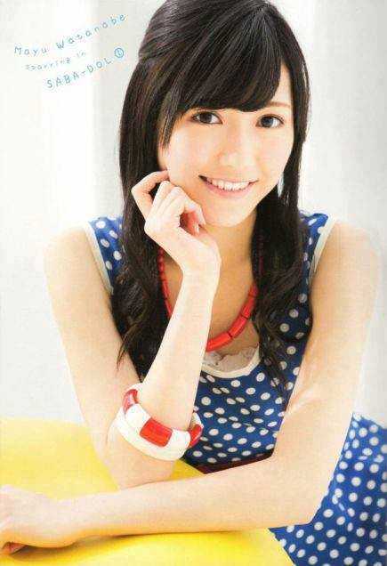 Kenal Mayu Watanabe kan? Wownya yah!!