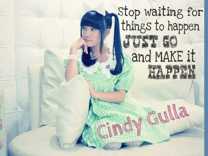 Berapa Wow Buat Cindy Gulla :)