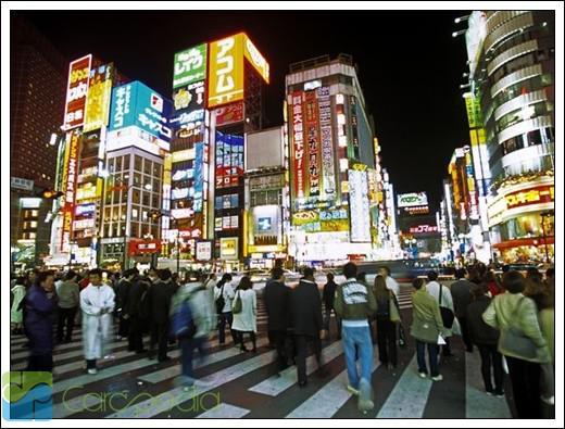 5 Kota Besar di Jepang