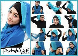 hijab tutorial :)