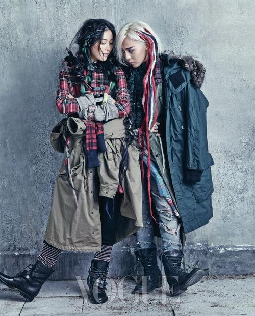 Beginilah style pengemis di Eropa yg diperankan Kim Sung Hee dan G-Dragon. Beda banget yah sama pengemisnya Indonesia :D