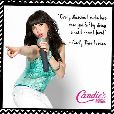 Ayo yang suka sama Carly Rae Jepsen (CRJ), klik WOWnya ya!
