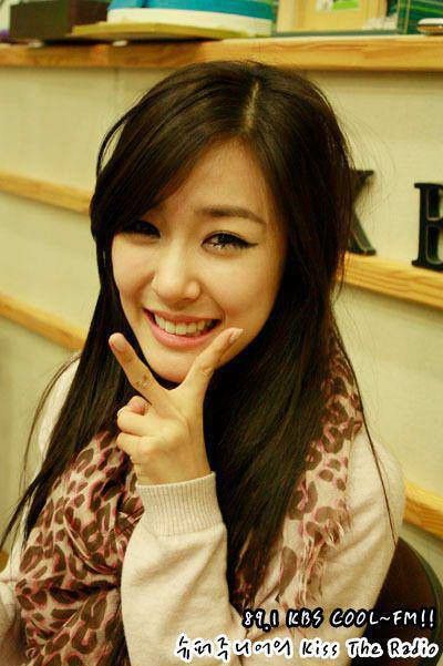 happy birthday tiffany snsd :) sone wow nya donk