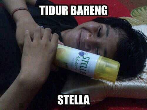 Tidur Bareng STELLA,Bukan STELLA JKT48