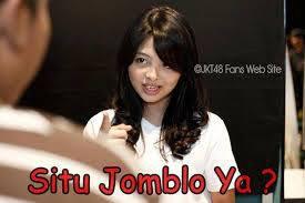 Situ Jomblo yaa??