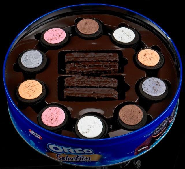 dari 6 jenis Oreo di sekaleng Oreo Selection manakah yang jadi favorit sahabat Pulsker???...!!!