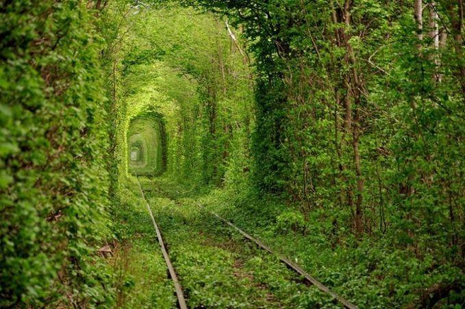 Tunnel of Love - Ukraina