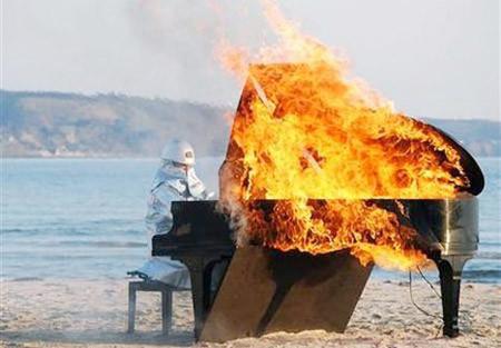 Burning Piano pengen coba nih