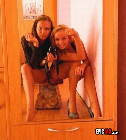 Tenang kawan, ini cuma ilusi foto..:))