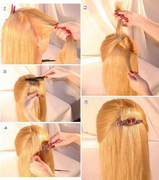 Что можно сделать с волосами своими руками 49