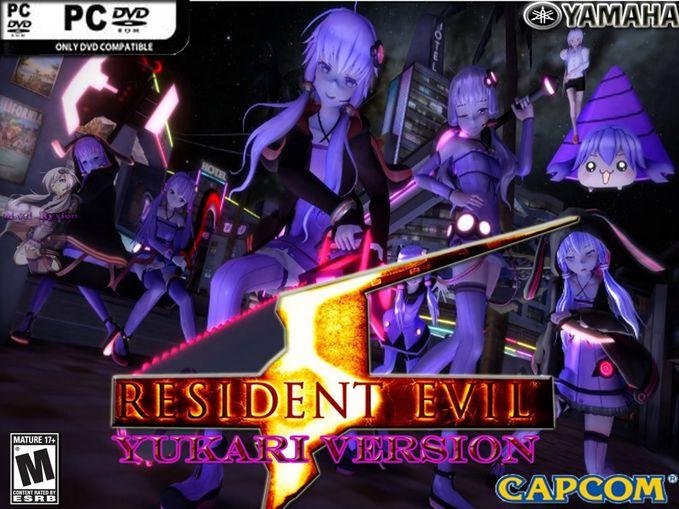 Resident Evil Yukari Version