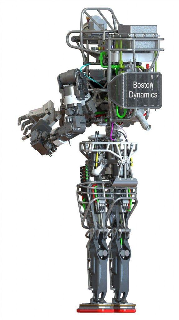 Zaman robot kian mendekat. Pentagon melalui salah satu lembaga yang dibawahinya, Defense Advanced Research Projects Agency (DARPA) pun mengembangkan beberapa proyek pengembangan robot. Yang terbaru adalah sebuah robot ala terminator bernama ATL