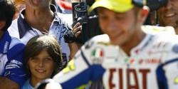 Adik Tiri Valentino Rossi Akan Turun di Moto3 Misano
