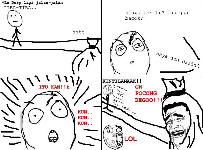 meme komik buatan pertama gue... WOW yah kalo lucu.. :D
