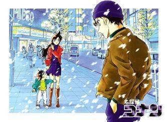 """""""Aku bukan laki-laki hebat yang bisa mencintai 2 wanita sekaligus."""" #Shuichi Akai-Detective Conan"""