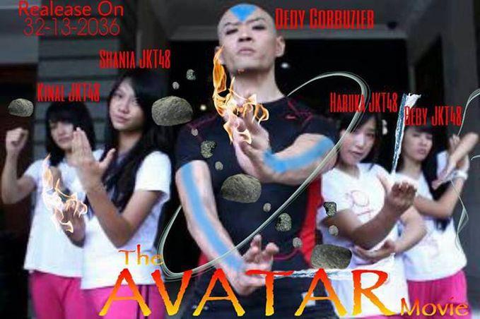 Nihh gan liat avatar generasi setelah avatar the legend of korra, Avatar The Legend Of JKT48 hehehehe jangan lupa WOW-nya ya gan hehehehe:D